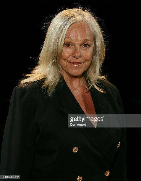 Lynette Curran attends the L'Oreal Paris 2007 AFI Awards Nominations Announcement at the Sydney Theatre on October 24 2007 in Sydney Australia All...