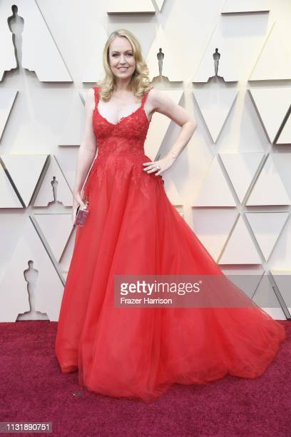 Lynette Howell attends the 91st Annual Academy Awards at Hollywood and Highland on February 24 2019 in Hollywood California
