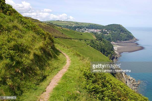 Lynmouth, Exmoor National Park, Somerset, England, United Kingdom, Europe