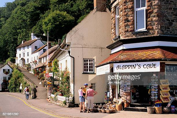 Lynmouth in Somerset