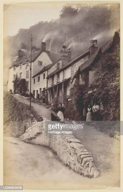 Lynmouth, Mars Hill, 1860/94. Albumen print. Artist Francis Bedford.