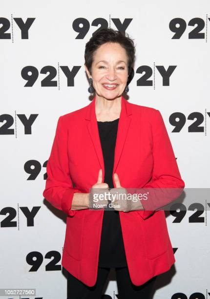 Lynn Ahrens attends Terrence McNally's 80th Birthday at 92nd Street Y on October 21 2018 in New York City