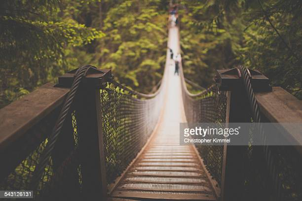 Lynn Canyon suspension bridge