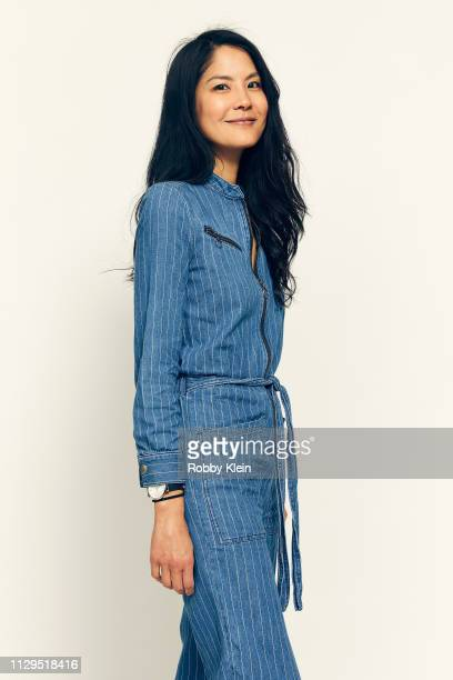 Lynn Chen of the film 'Go Back to China' poses for a portrait at the 2019 SXSW Film Festival Portrait Studio on March 9 2019 in Austin Texas