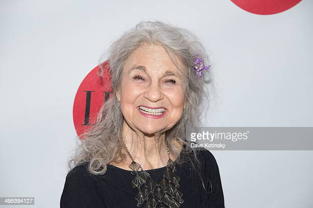 Lynn Cohen attends the 5th Annual Lilly awards at Playwrights Horizons on June 2 2014 in New York City
