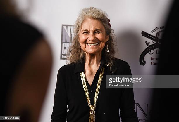 Lynn Cohen attends the 'All in Time' New York Film Critics Screening at AMC Empire 25 theater on October 4 2016 in New York City