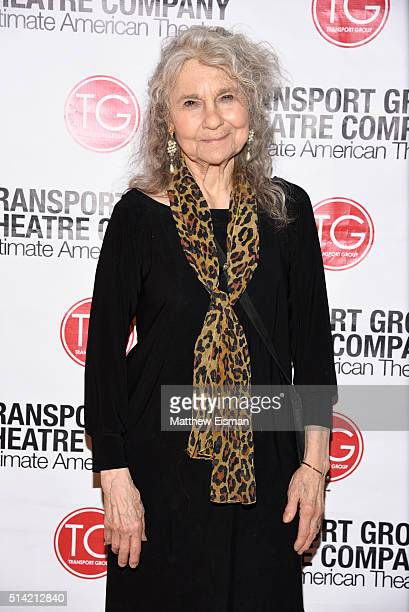 Lynn Cohen attends the Gimme A Break 2016 Fundraising Gala at The TimesCenter on March 7 2016 in New York City