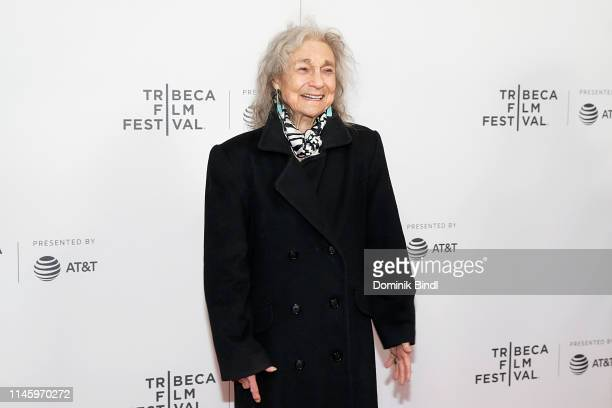 Lynn Cohen attends the Safe Spaces screening during 2019 Tribeca Film Festival at Village East Cinema on April 29 2019 in New York City