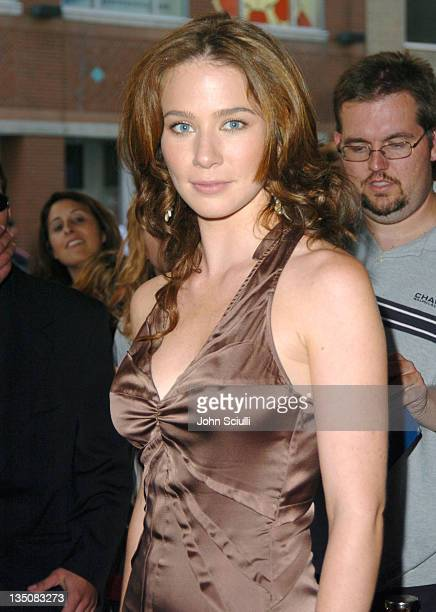 Lynn Collins during 2004 Toronto International Film Festival 'Merchant of Venice' Premiere at Elgin Theatre in Toronto Ontario Canada