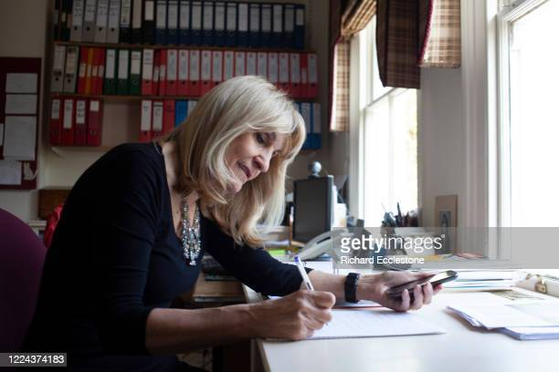 Lynn Faulds Wood Scottish television presenter and journalist United Kingdom 2015 She presented the British television programme Watchdog with her...