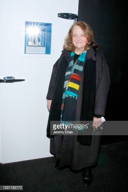 """Lynn Hershman Leeson of """"The Electronic Diaries of Lynn Hershman Leeson"""" attends the New Frontier Press Preview during the 2020 Sundance Film..."""