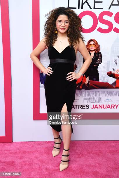 Lynn Kate attends the world premiere of Like A Boss at SVA Theater on January 07 2020 in New York City