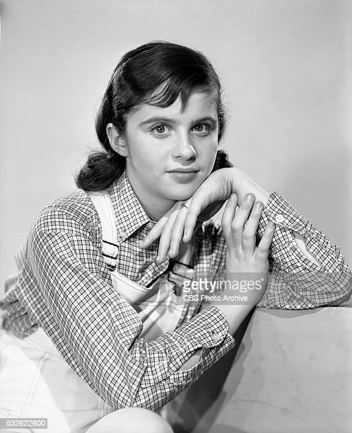 Lynn Loring poses for portraits and character shots She portrays Patti Barron in the daytime drama Search For Tomorrow New York NY Image dated...