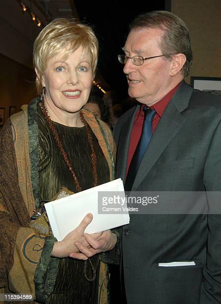 Lynn Redgrave Corin Redgrave during 2003 Gielgud Award Gala Honors Lynn Redgrave at Natoinal Arts Club in New York New York United States