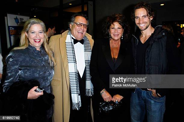 Lynn Roth Errol Rappaport Lainie Kazan and Michael Tucci attend After Party for the Opening Night of the 23rd Annual ISRAEL FILM FESTIVAL at Flatotel...