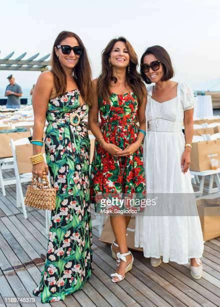Lynn Scotti Gigi Stone Woods and Alina Cho attend The Hamptons International Film Festival Showtime Presentation of a Special Screening Of The Affair...