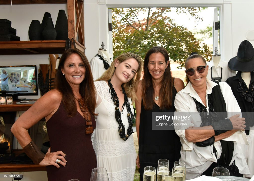 Hamptons Magazine And Urban Zen x Tutto il Giorno Host A VIP Dinner