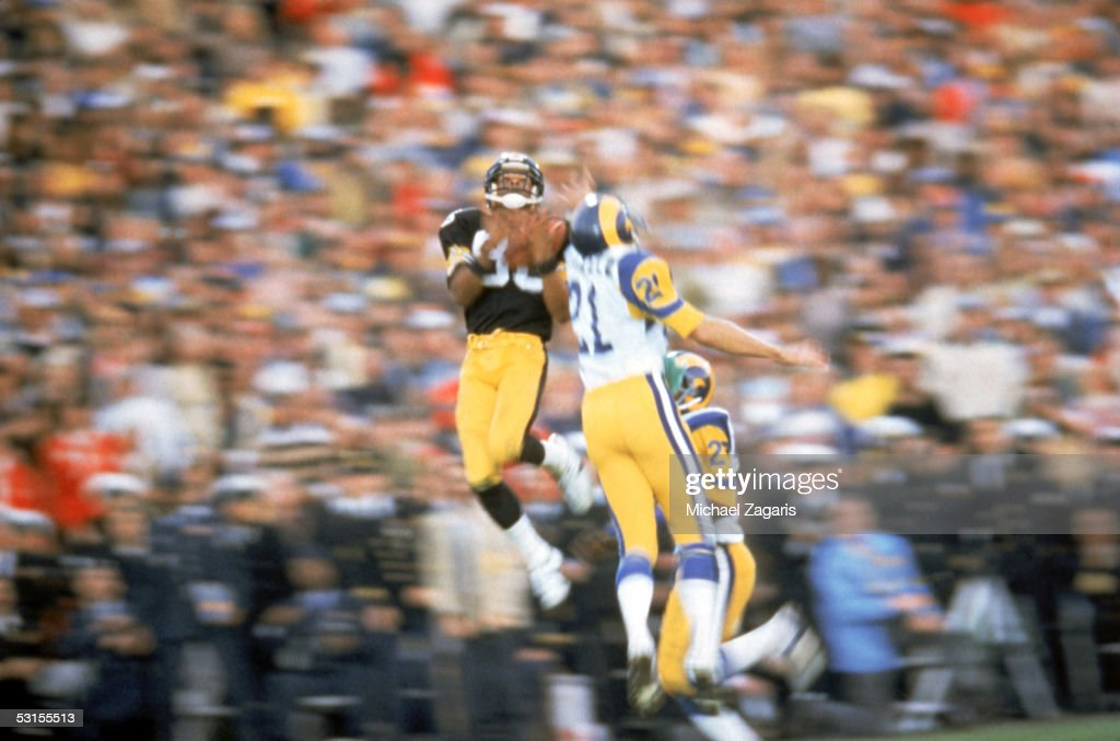 Super Bowl XIV : News Photo
