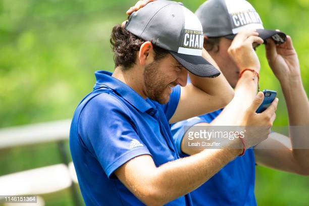 Lynn University wins the Championship during the Division II Men's Match Play Golf Championships held at The Resort at Glade Springs on May 24, 2019...