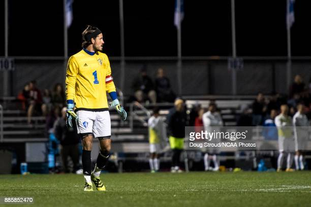 Lynn University's Alexander Roth looks down field during the Division II Men's Soccer Championship held at the Swope Soccer Village on December 2...