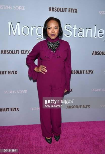 Lynn Whitfield attends Alfre Woodard's 11th Annual Sistahs' Soirée Presented by Morgan Stanley With Absolut Elyx on February 05 2020 in Los Angeles...