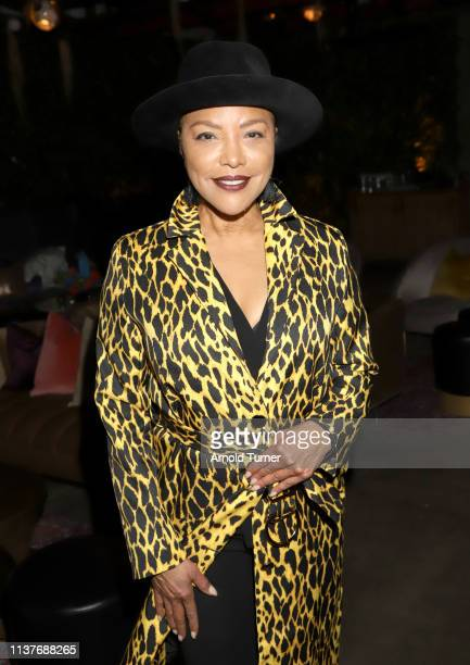 Lynn Whitfield attends Netflix's NAACP Image Awards Nominee Celebration at Hinoki & The Bird on March 22, 2019 in Los Angeles, California.