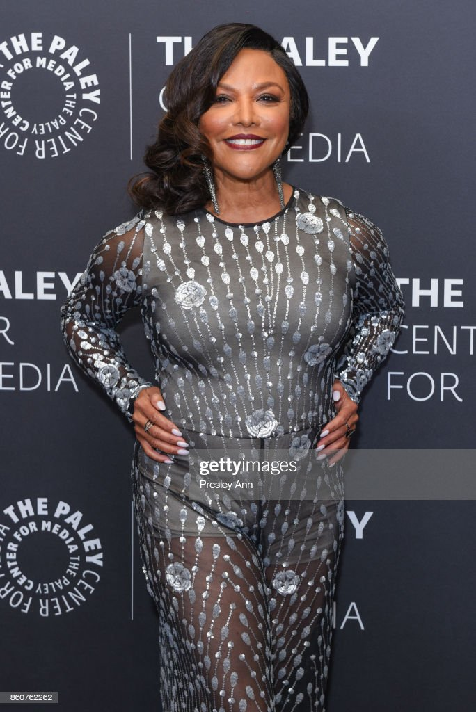 Lynn Whitfield attends Paley Honors in Hollywood: A Gala Celebrating Women in Television at Regent Beverly Wilshire Hotel on October 12, 2017 in Beverly Hills, California.