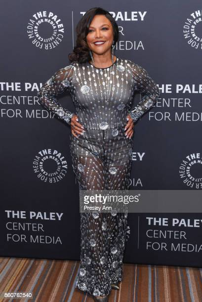 Lynn Whitfield attends Paley Honors in Hollywood A Gala Celebrating Women in Television at Regent Beverly Wilshire Hotel on October 12 2017 in...