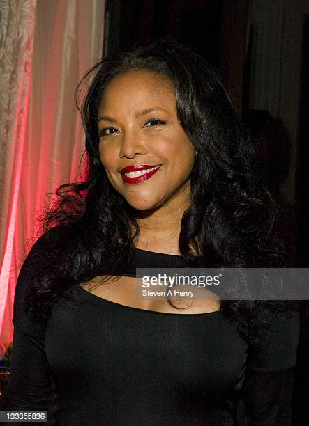 Lynn Whitfield attends the 2009 VH1 Divas cocktail party at a private residence on September 16 2009 in New York City