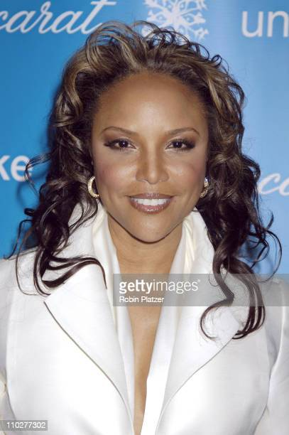 Lynn Whitfield during 2nd Annual UNICEF Snowflake Ball Arrivals at The Waldorf Astoria Hotel in New York City New York United States