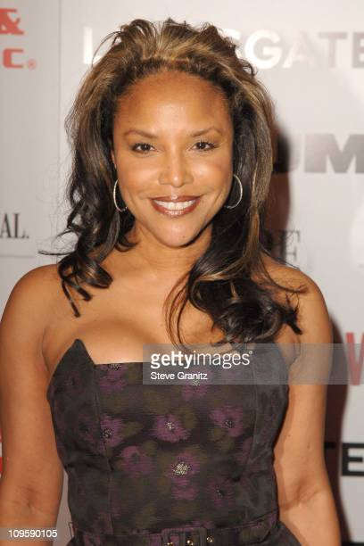 Lynn Whitfield during Lionsgate and Showtime Host A Celebration For The Golden Globe Nominees 'Crash' and 'Weeds' at Mortons in Los Angeles...