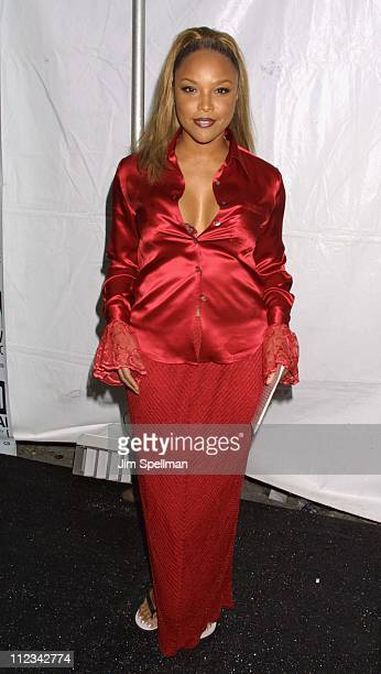 VDay's 2002 Benefit Show In NYC Presented By Essence at The Apollo Theatre in New York City New York United States