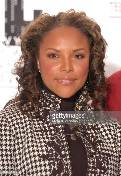Lynn Whitfield emcee during The 25th Annual Muse Awards Presented by New York Women in Film and Television at NY Hilton Grand Ballroom in New York...