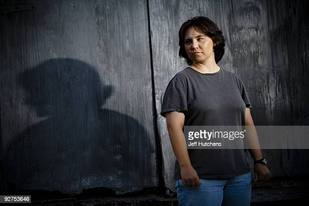 Lynndie England former United States Army reservist convicted in 2005 by Army court martial in connection with the torture and prisoner abuse at Abu...