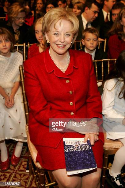 Lynne Cheney during TNT's Christmas in Washington 2004 Show and Audience at National Building Museum in Washington DC DC United States