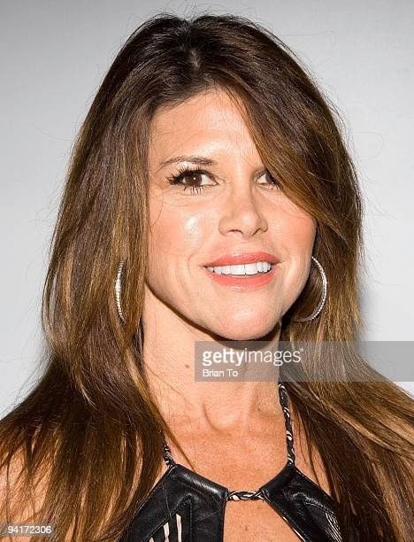 Lynne Curtin from Bravo's The Real Housewives of Orange County arrives at The Annenberg Space For Photography's L8S ANG3LES Exhibit Opening on March...