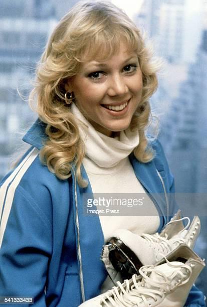 LynnHolly Johnson circa 1978 in New York City