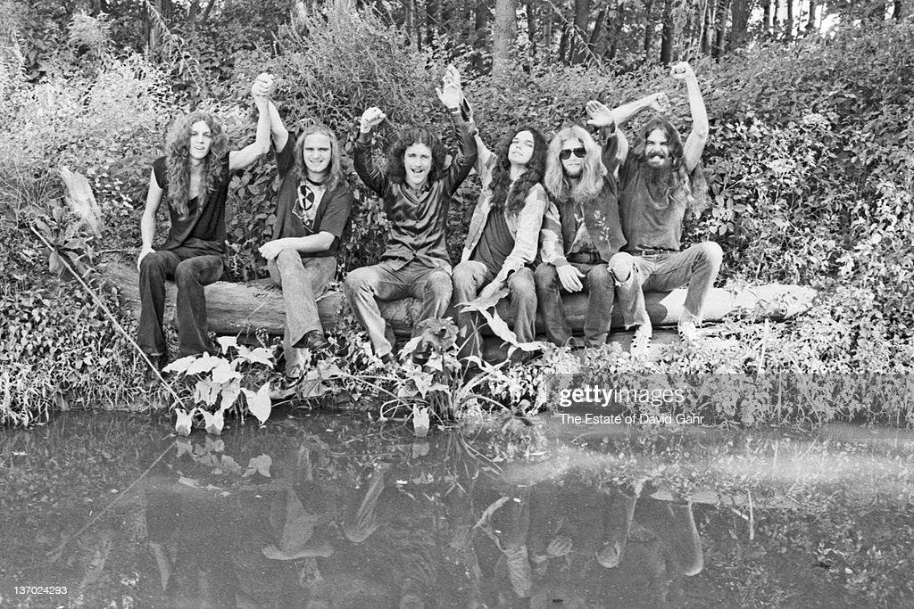 Lynyrd Skynyrd : News Photo