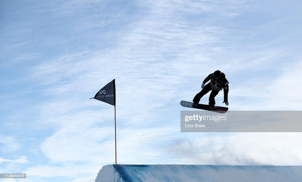 UT: FIS Snowboarding World Championships - Slopestyle Qualification