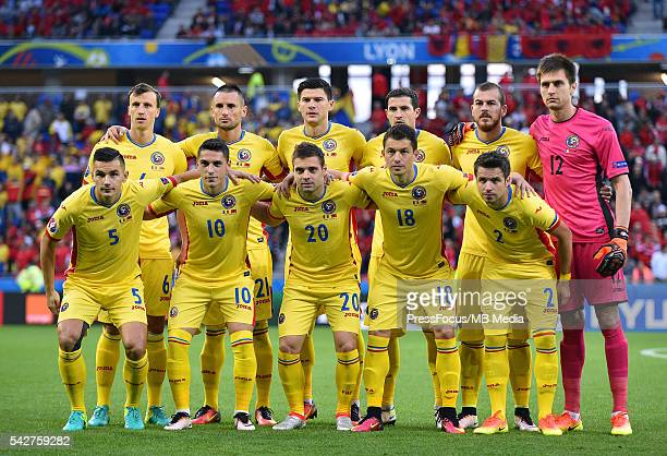 Lyon Football UEFA Euro 2016 group A game between Romania and Albania Lukasz Laskowski / PressFocus/MB Media