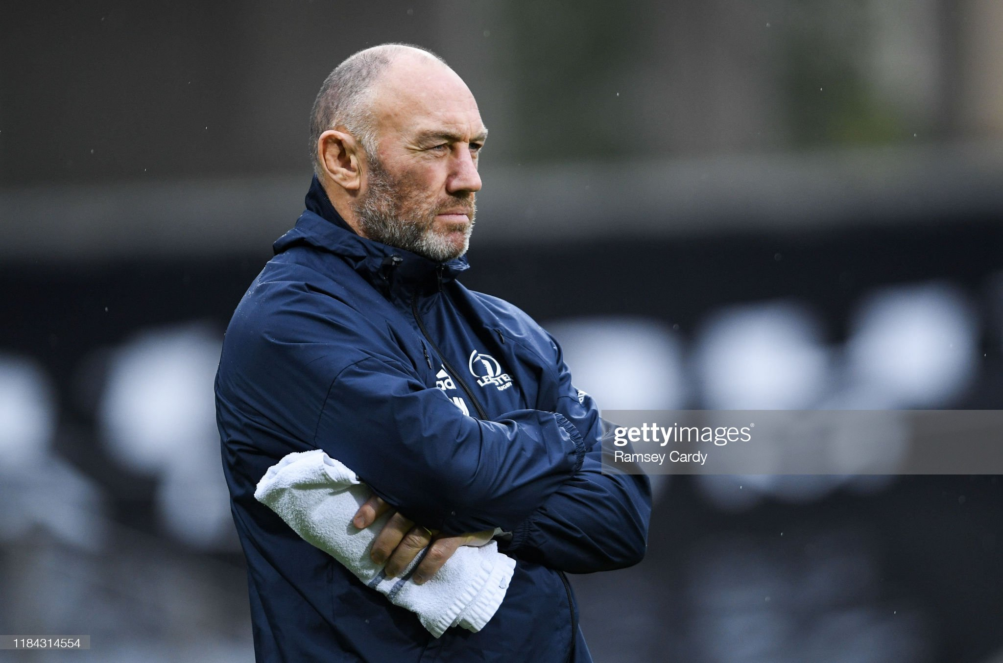 Wales Must Invest In Home Grown Coaches If They Want To Taste Success At Regional Level, Says Leinster Coach Robin McBryde