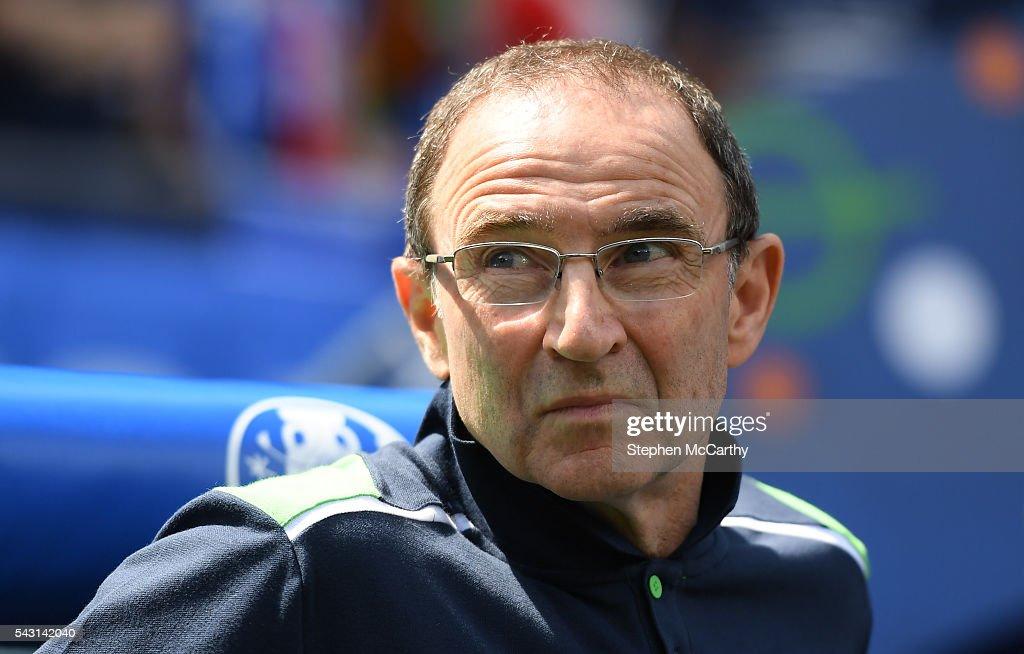 France v Republic of Ireland - UEFA Euro 2016 Round of 16 : News Photo