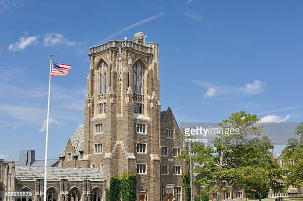 Lyon Hall in Cornell University