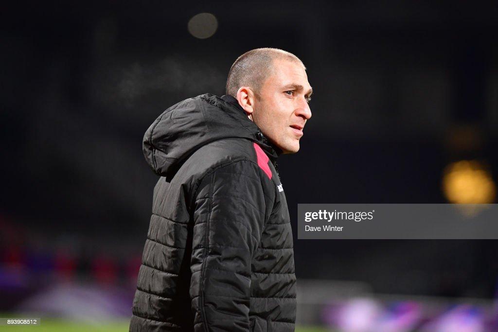 Lyon OU v Toulouse - European Challenge Cup