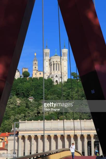 Lyon, Notre-Dame de Fourvire, Palais de Justice