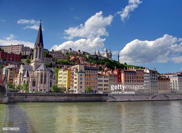 Lyon , River Saône
