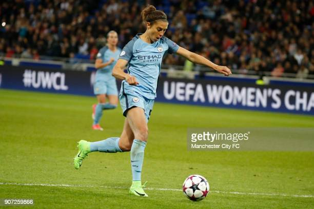 Lyon v Manchester City UEFA Women's Champions League Semi Final Second Leg Parc Olympique Lyonnais Manchester City's Carli Lloyd scoring the 10 goal