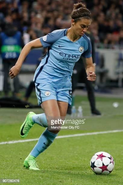 Lyon v Manchester City UEFA Women's Champions League Semi Final Second Leg Parc Olympique Lyonnais Manchester City's Carli Lloyd