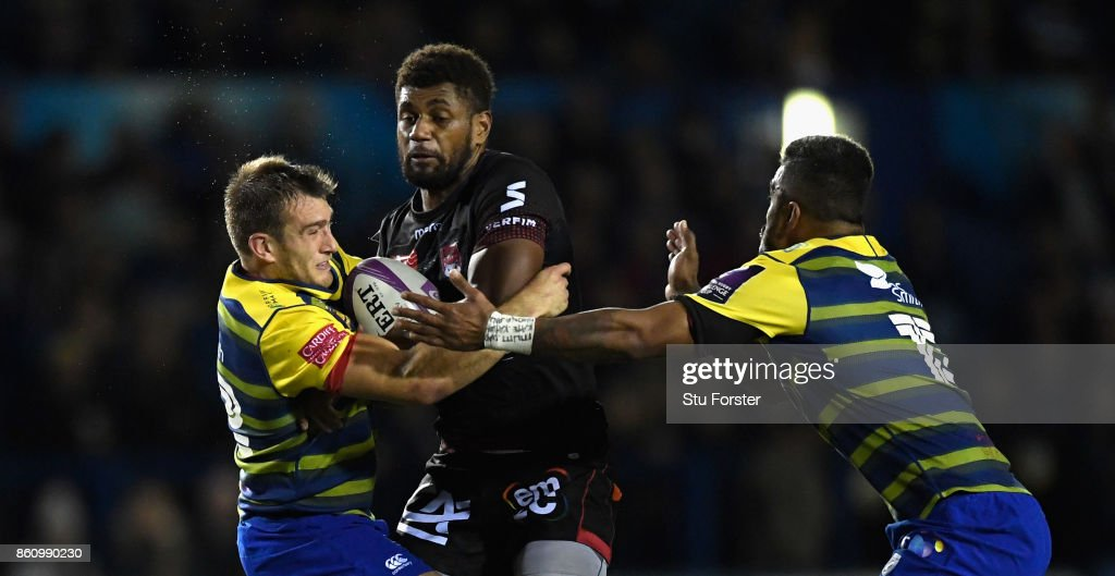 Cardiff Blues v Lyon - European Rugby Challenge Cup