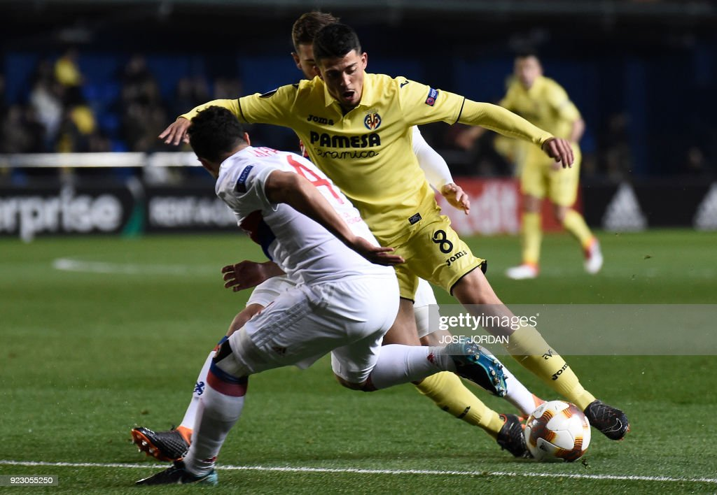 Villarreal v Olympique Lyon - UEFA Europa League